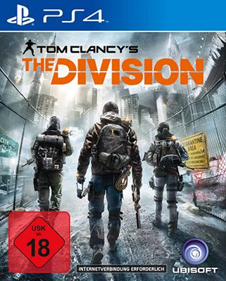 The Division The Division (PS4) für 16,99€ (statt 23€)