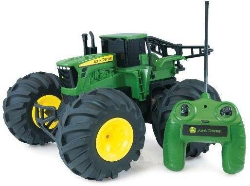 Traktor Monster RC John Deere Ferngesteuerter Traktor Monster R/C für 59,95€ (statt 83€)