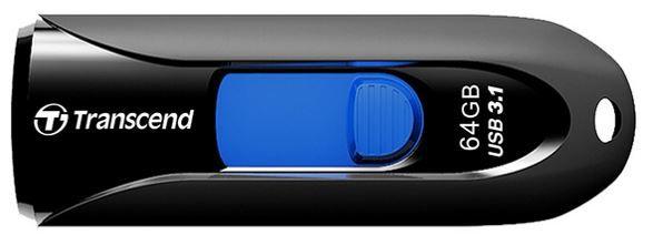 Transcend JetFlash   64GB USB 3.1(!) Stick ab 16,90€