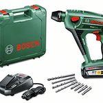 Bosch Akku-Bohrhammer Uneo Maxx 2,5 Ah + 4 Bohrer für 133€ (statt 150€)