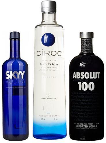 Absolut Vodka 100   1l ab 22,99€ in der Amazon Vodka Tagesaktion