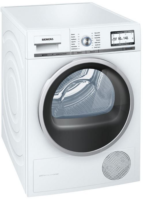 Siemens WT47Y701   8kg Wärmepumpentrockner für 539,10€ (statt 625€)