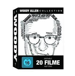 Woody Allen Collection (20 Discs) für nur 44,97€
