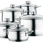 WMF Diadem Plus 5-teiliges Kochgeschirr-Set für 90€ (statt 130€)