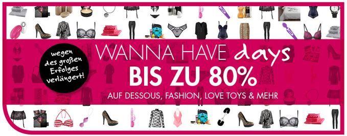 Beate Uhse 80% Rabatt Sale und viele BHs für je 15€ + 10% Gutschein!