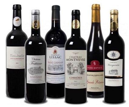 Weinvorteil mit bis zu 50% Rabatt auf alle nicht rabattierten Weine bis Mitternacht