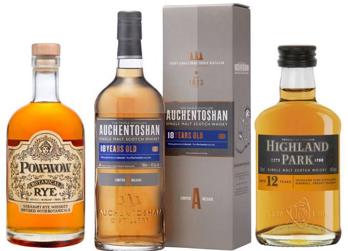Whiskey Sale 15% Rabatt auf das gesamte Whisky Sortiment in den Galeria Kaufhof Mondschein Angeboten
