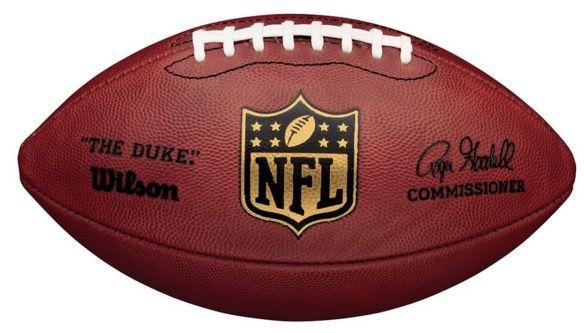 Wilson NFL Wilson NFL Duke Ball für 79,49€ (statt 100€)