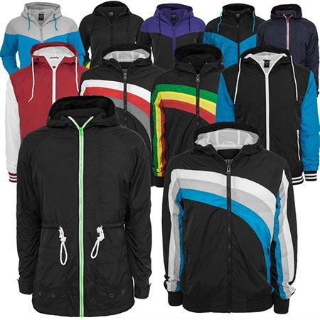 URBAN CLASSICS Windbreaker Jacken für je 24,90€