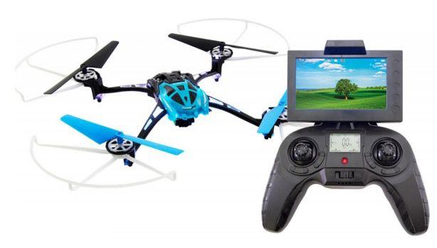 XciteRC Rocket 250 3D FPV XciteRC Rocket 250 3D FPV Quadrocopter für 144,98€ (statt 190€)