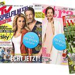 Jahresabos (Petra, Auto Zeitung, TV Spielfilm XXL Digital & Zuhause Wohnen) ab 9€