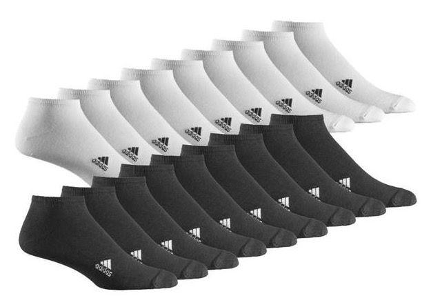 9er Pack adidas Sneakersocken für 16,79€ (statt 22€)