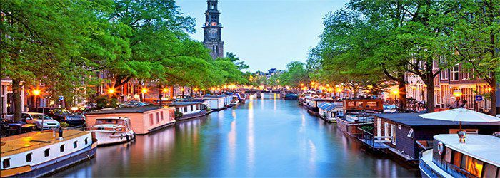 amsterdam 2 Tage Amsterdam im 4* Design Hotel mit Frühstück ab 49€ p.P.