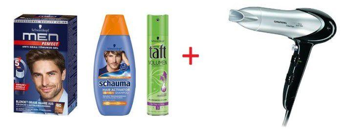 Gratis Haartrockner beim Kauf von Schwarzkopf Produkte im Wert von 20€