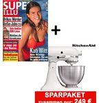 SUPERillu: 26 Ausgaben Abo + KitchenAid Classic statt zusammen 357€ für nur 249€