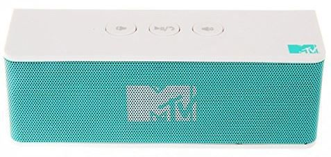 2x MTV Bluetooth mobile Speaker statt 46€ für 19,95€ oder einzeln für 12,95€