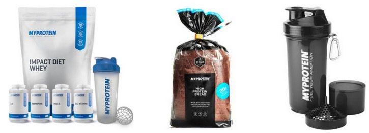 myprotein MyProtein: Bis zu 35% beim Kauf von 2 Produkten sparen