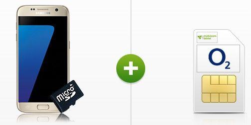o2 Blue All in L Samsung Galaxy S7 + o2 Blue All in L 3GB LTE + EU Roaming Flat für 40€ mtl.