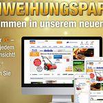 Bis zu 25€ Gutschein auf fast alles bei Plus.de – z.B.  Vileda Relax Saugroboter 110€ (statt 137€)