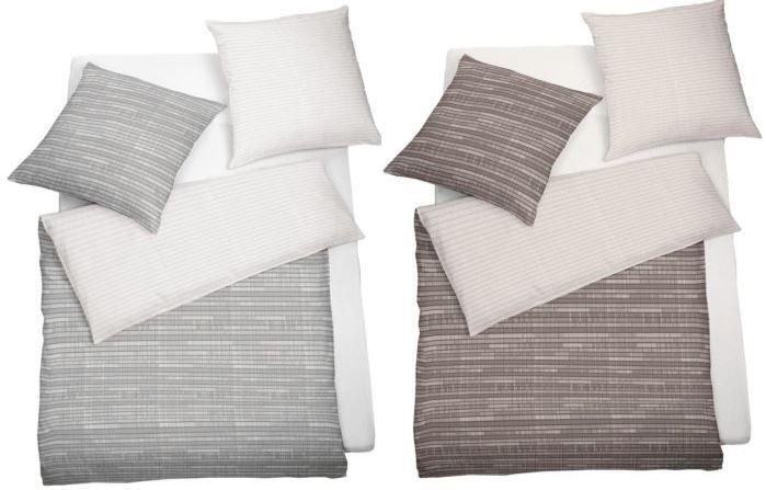 schlafgut Bettwäsche 2 teilig SOFT TOUCH COTTON für je 29,95€