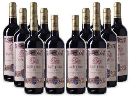 thumb.php 7 12 Flaschen Castillo Alfonso XIII Cabernet Sauvignon für 34,90€