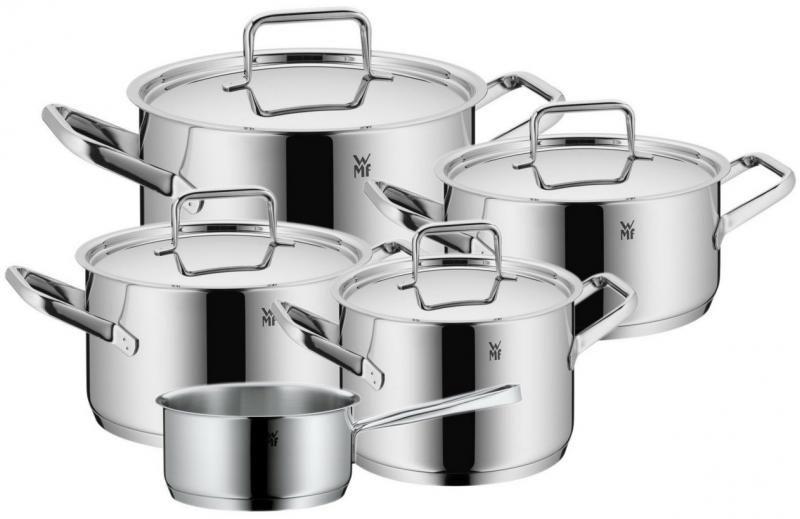 WMF Trend Plus Kochtopfset (5 tlg.) statt 199€ für nur 129€  HOT