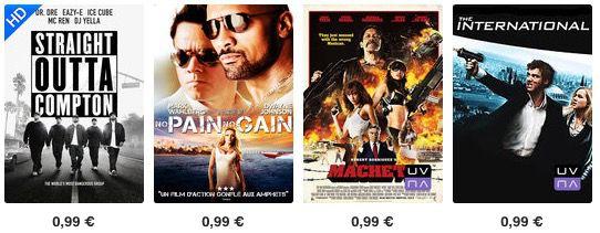 Straight Outta Compton in HD für 1€ leihen + andere Filme in SD ebenfalls für je 1€