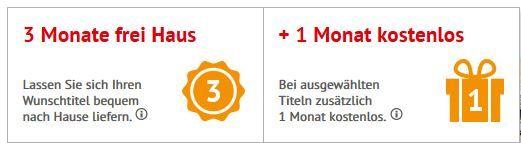 1 Monat Kostenlos selber machen: mini Abo   4 Monate statt 15,80€ für nur 4,50€