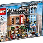 LEGO Creator Detektivbüro für 130,49€ (statt 150€)
