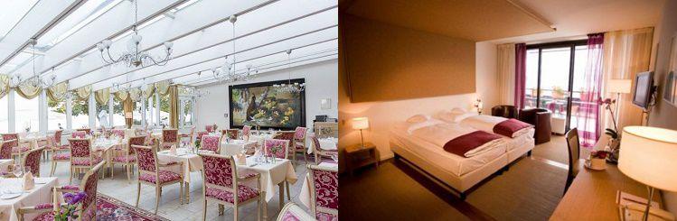 13 2, 3 oder 5 Nächte im 4* Hotel am Starnberger See mit Halbpension, Spa & Massage ab 159€p.P.