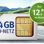 1&1 All-Net & Surf Special ab 6,99€/Monat – bis zu 400 Freieinheiten + 4 GB Internet