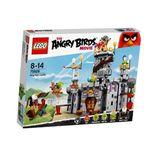 Lego Angry Birds King Pigs Castle für 67,99€ (statt 85€)