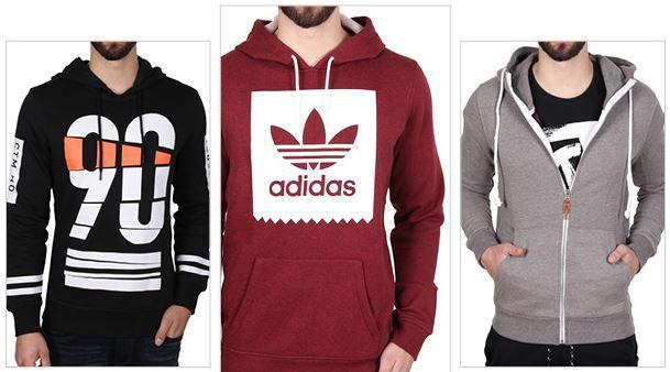 Adidas Sale1 Hoodboyz mit bis zu 75% auf ausgewählte Artikel   adidas, TomTailor, NIKE, Jack & Jones ...