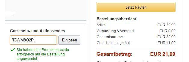 Action Cam ZubehörSet   31 Teile dank Gutschein für nur 21,99€