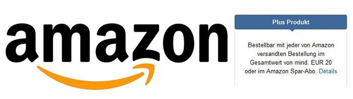 Amazon Plus Produkte Übersicht günstiger Amazon Plus Produkte