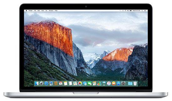 Apple MacBook Pro MF840D/A   13 Zoll mit Retina für 1.079,10€(statt 1.394€)