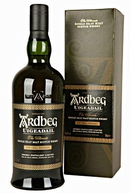 Ardbeg Uigeadail Single Islay Malt Scotch Whisky für 46,90€ (statt 57€)