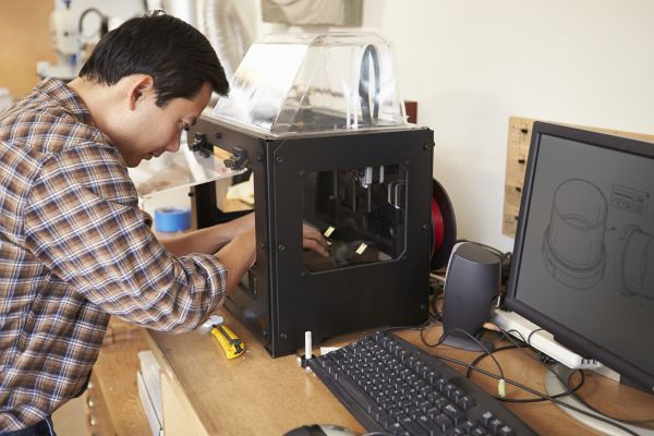 Ausdrucken eines in CAD gezeichneten Objekts Die geilsten 3D Drucker Deals