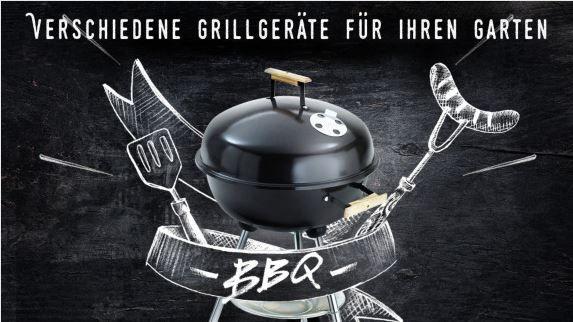 BBQ1 Landmann Grills ab 29€ bei vente privee + günstige Gartenmöbel