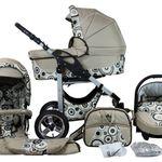 10% Rabatt auf alles mit Rädern beim Babymarkt – auch Kinderwagen!