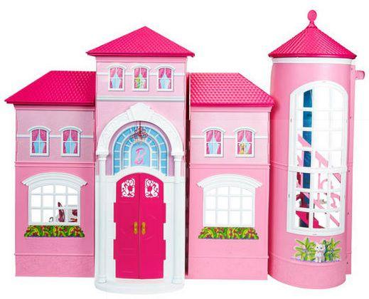 Barbie Traumhaus Malibu von Mattel  BARBIE Traumhaus Malibu von Mattel für 71,99€ (statt 102€)