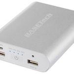 Basetech BTP-3 Powerbank 10.400 mAh für 16,99€ (statt 25€)