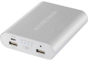Basetech BTP 3 Powerbank 10.400 mAh für 16,99€ (statt 25€)