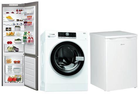 Bauknecht Kühl   Waschmaschinen und Herde heute günstig bei Amazon