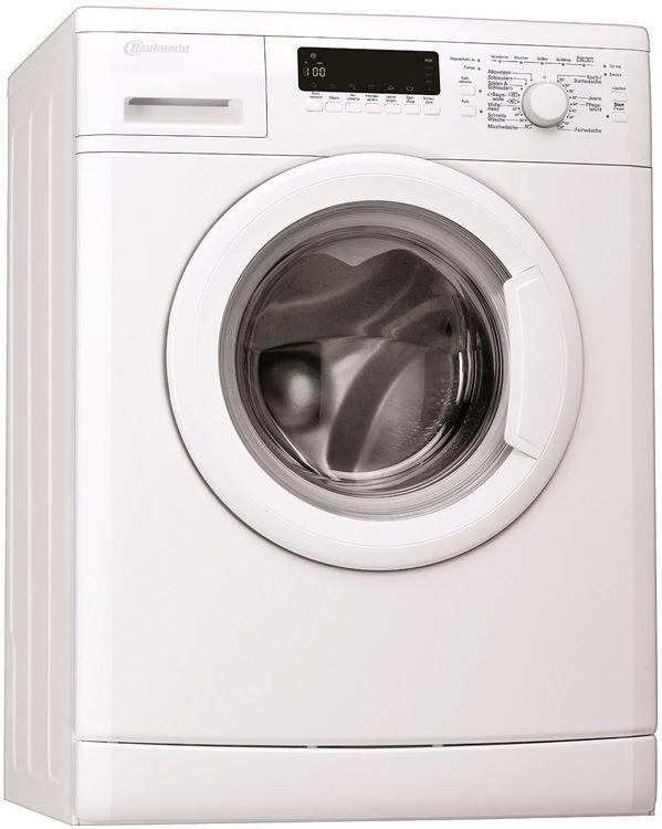 Bauknecht WA Care 824 PS BAUKNECHT WA Care 824 PS   Waschmaschine für 8Kg mit max 1.400UpM für 349€
