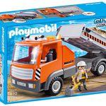 Playmobil Baustellen-LKW ab 9,40€ (statt 14€)
