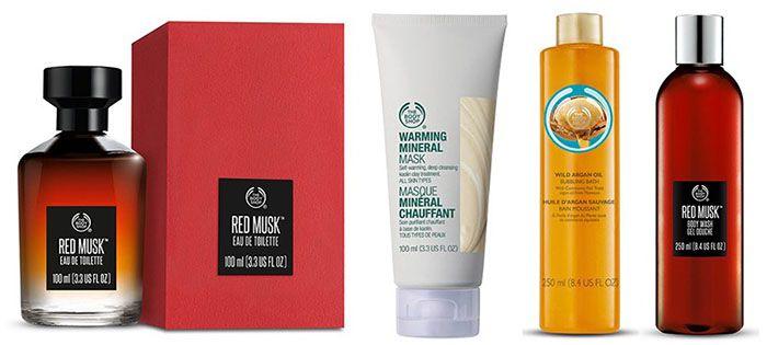 10 teiliges Beauty Bundle für 58,74€ bei TheBodyShop   Eau de Toilette, Mascara etc.