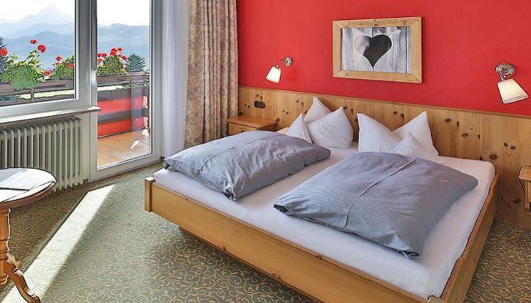 Bergruh1 4* Hotel Bergruh Füssen: 2 Personen 3 Tage mit Verpflegung ab nur 159€