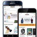Erstmalig in der Amazon App anmelden und 5€ kassieren