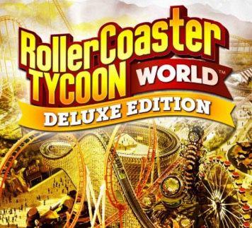 Preisfehler? RollerCoaster Tycoon World Deluxe Edition Steam Code für 9€ (statt 41€)